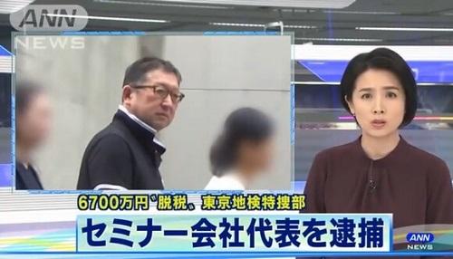 ウルフ村田_合同会社ゲンキ_林宣彦逮捕