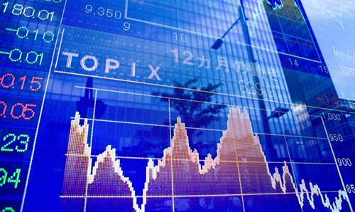 日経平均株価とTOPIX