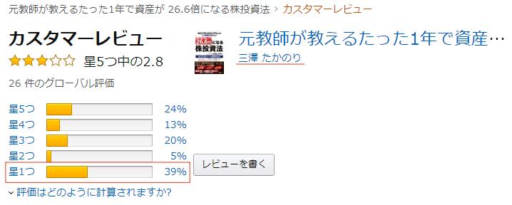 三澤たかのりの書籍のレビュー